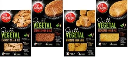 produit grill vegetal