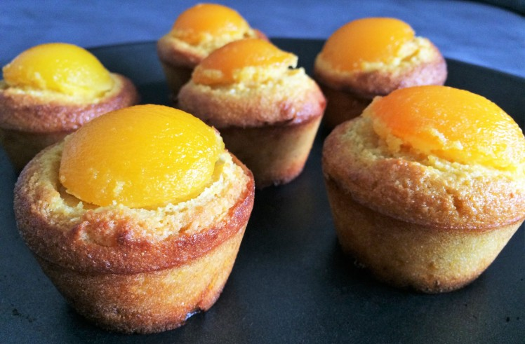 muffins à la polenta