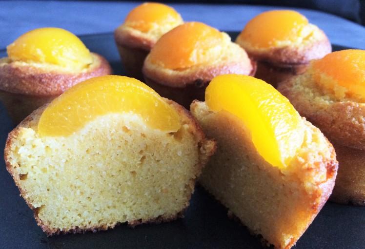 muffin à la polenta