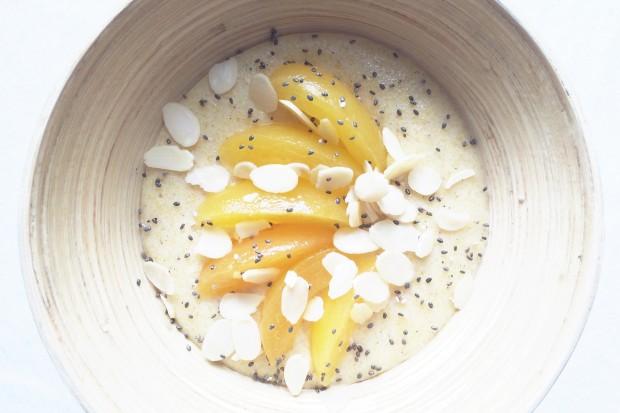 porridge à la polenta