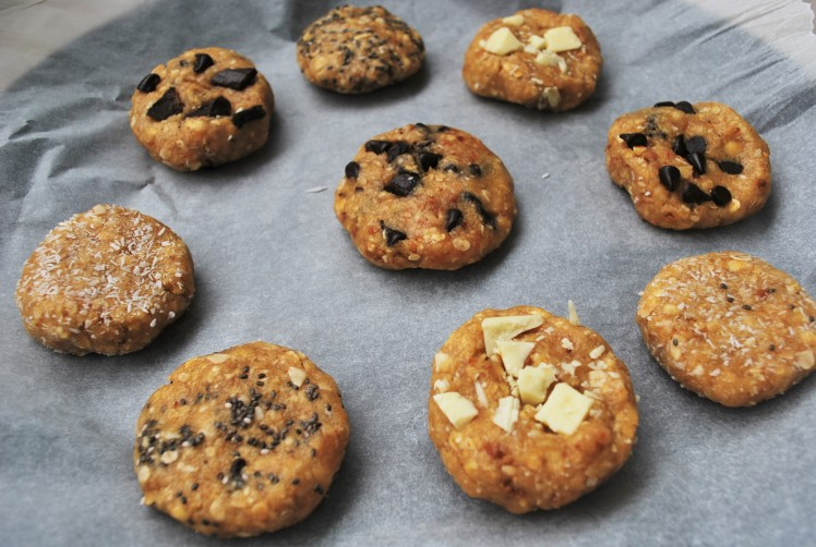 cookies à l'avoine