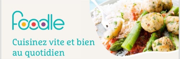 Foodle L Application Recette Indispensable Bien Manger Avec Lydie